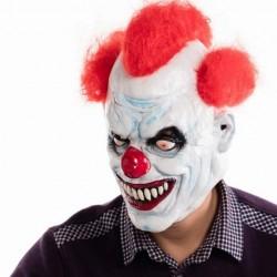 Boze clown - volledig latex masker - Halloween - feest - carnaval