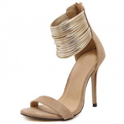 Open Toe Thin High Heel Sandals