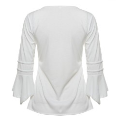 Women's Elegant Casual Top Shirt Plus Size