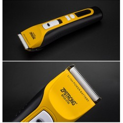 25W Professional rechargeable electric hair trimmer with LCD display