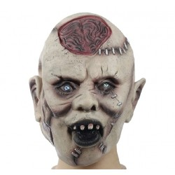 Halloween Maskerade Silicone Zombie Masker