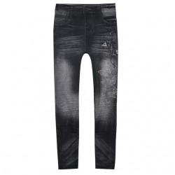 High Waist Stretch Skinny Jeans