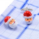 Santa Claus Design Cufflinks