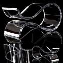 Universal Acrylic Headphone Headset Stand Hanger Holder