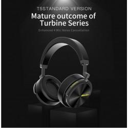 Bluedio T / 5 Bluetooth Hoofdtelefoon Active Noise Cancelling Headset Met Microfoon