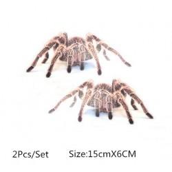 3D Spider & Scorpion & Lizard Car Sticker Decal