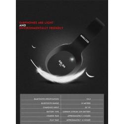 Salar S11 Wireless Headset Opvouwbare Bluetooth-Hoofdtelefoon Met Microfoon