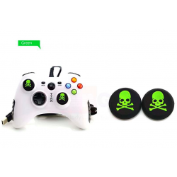 PS4 PS3 XBOX 360 One Controllers Anti-slip Silicone Caps 2pcs
