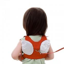 Kindertuigje Anti-Wegloop Looplijn met Engelenvleugels
