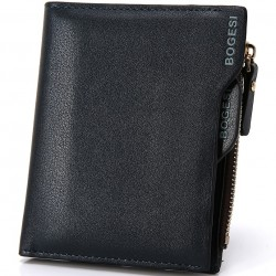 Leather purse wallet & creditcard slots