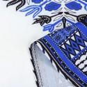 Ethnic style mini dress