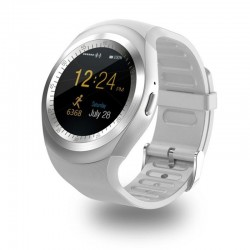 Bluetooth Y1 smart watch with phone Android compatible