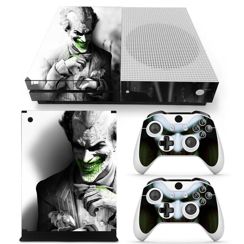 Xbox One Slim Controllers Joker Vinylowe Naklejki Kup Wyprzeda