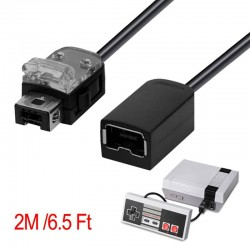 Nintendo gamepad controller extension cable 2m