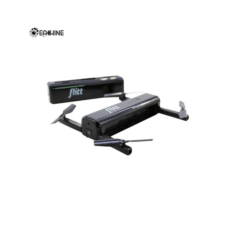 Flitt 720P WIFI FPV Optical Flow Positioning Foldable RC Drone Quad