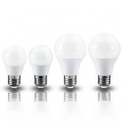 E27 LED Lamp - 3W - 6W - 9W - 12W - 15W 220V Smart IC