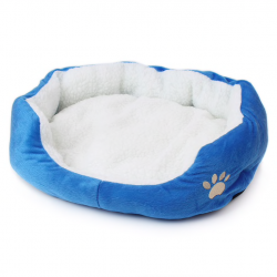 Comfortable soft cat dog bed