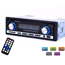 Car Bluetooth Audio Radio - MP3 Player USB 4*60W