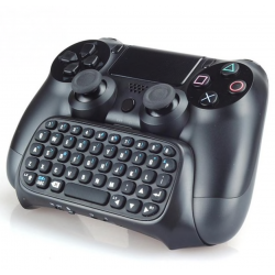 Playstation 4 PS4 Controller Bluetooth keyboard chatpad