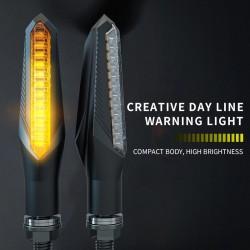 CB190 LED 150NK 12V - hohe Helligkeit - Motorrad Blinker - 2er Set