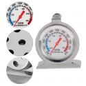 Stainless steel kitchen & bakery thermometer