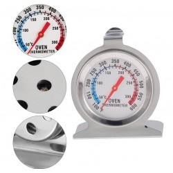 Stainless steel kitchen & bakery - oven thermometer