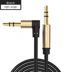Car AUX 35mm jack audio cable