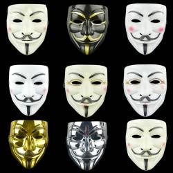 V for Vendetta party halloween face mask