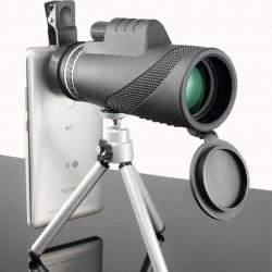 40 x 60 HD monocular powerful binocular telescope with night vision