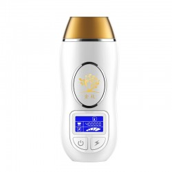 IPL LCD touch display laser epilator permanent hair removal