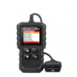 X431 3001 full OBD2 OBDII code reader scan car diagnostic tool