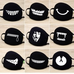 Face mouth protective mask