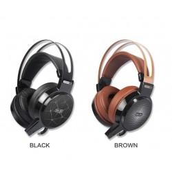C13 LED gaming headset koptelefoon met microfoon & led