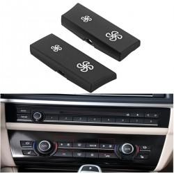 BMW F10 F11 control switch fan button cap cover