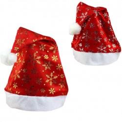 Kerst Kerstman hoed muts