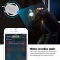 Starcam 720p HD IP CCTV wireless wi-fi night vision security camera baby monitor