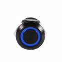 2A 12mm universal LED momentary push button switch
