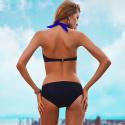 Low waisted swimsuit bikini set