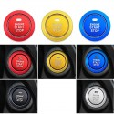 Subaru BRZ Impreza XV Forester Outback Legacy car engine start & stop button ring sticker