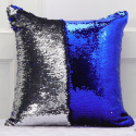 Reversible glitter sequins pillowcase cushion cover 40 * 40 cm