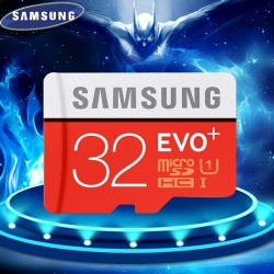 SAMSUNG EVO 32G - 64G - 128G micro SD memory card - class 10