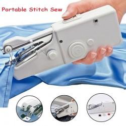 Mini draagbare hand-naaimachine