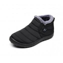 Women's anti-skid warm ankle boots waterproof