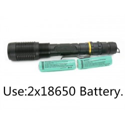 9000lm T6 L2 Led zoomable torch bicycle light lamp