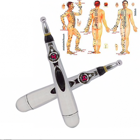 Electronic acupuncture energy pen pain relief therapy
