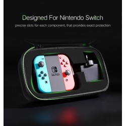 Nintendos Switch Console durable storage bag case