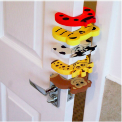 Baby & child safety guard door holder stopper 5 pieces