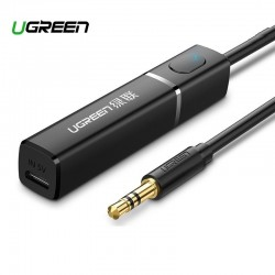 Ugreen 4.2 for TV headphones PC APTX 3.5mm Aux Bluetooth adapter transmitter