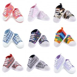 Soft boys & girls baby shoes - sneakers