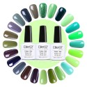 UV LED green soak-off nail gel polish 10ml